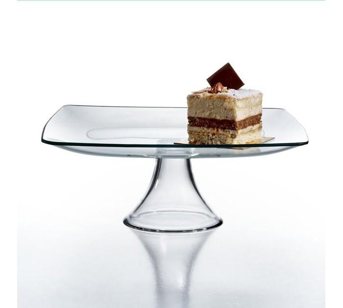 Style Setter Soho Pedestal Plate