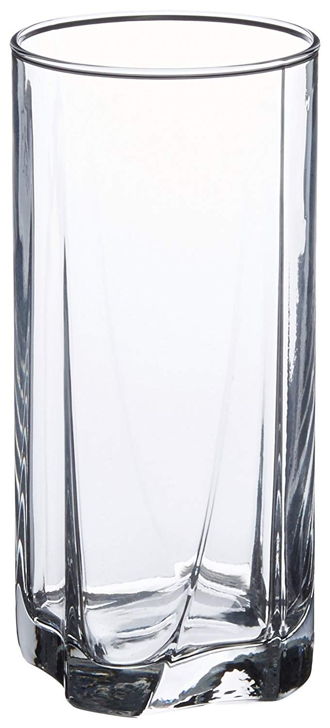 Style Setter Luna Old Fashions (Set of 4), Clear