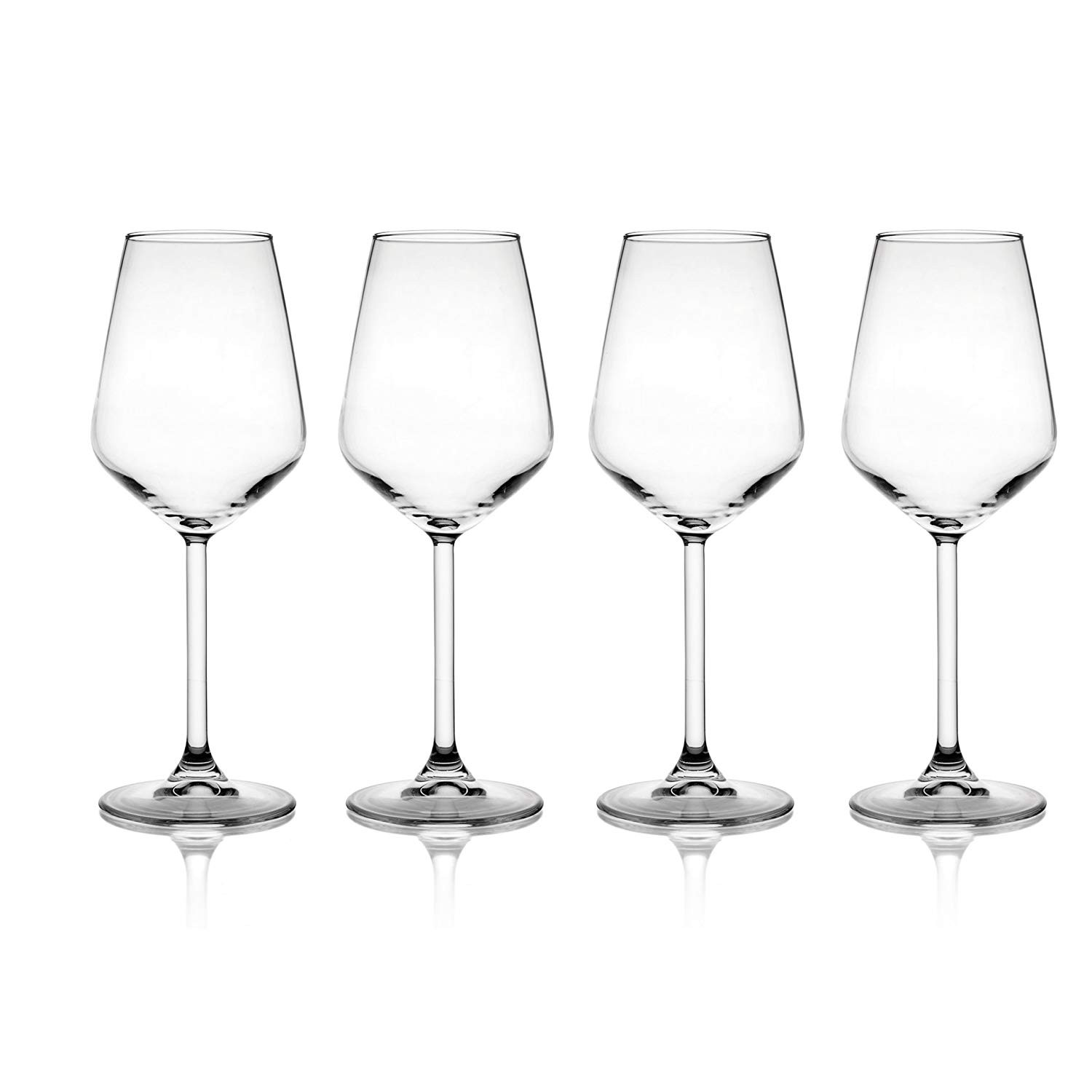 Fitz and Floyd Chateau Set of 4 Wine Goblets
