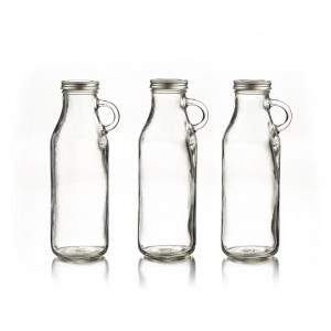 Style Setter Set of 3 Milk Bottles