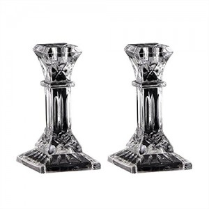 Fitz and Floyd 215483-2GB Compton Set of 2 Candle Holders