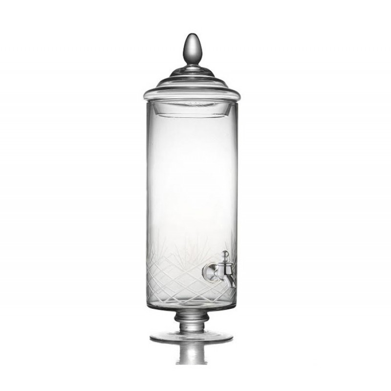 Fifth Avenue Crystal Provence Beverage Dispenser