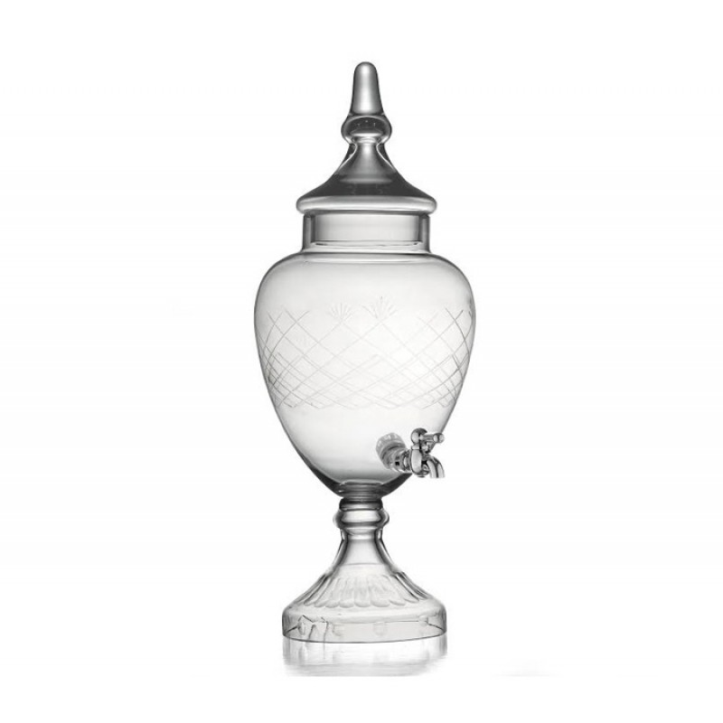 Fifth Avenue Crystal Winston Beverage Dispenser