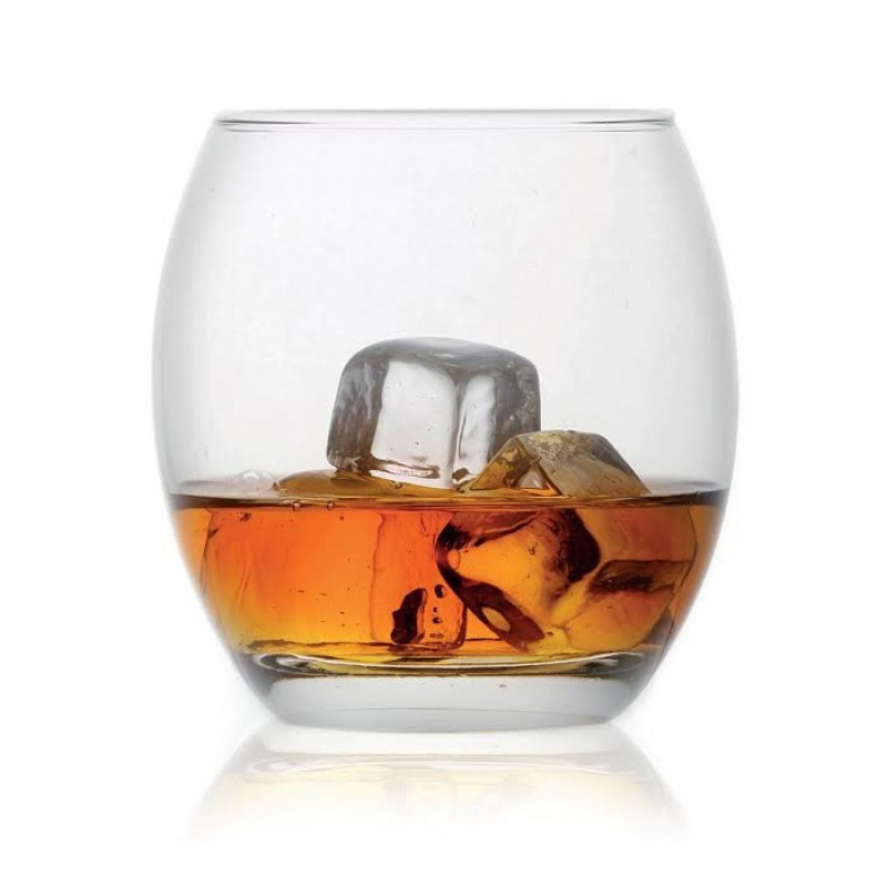 Style Setter Abigail Set of 4 Stemless Glasses