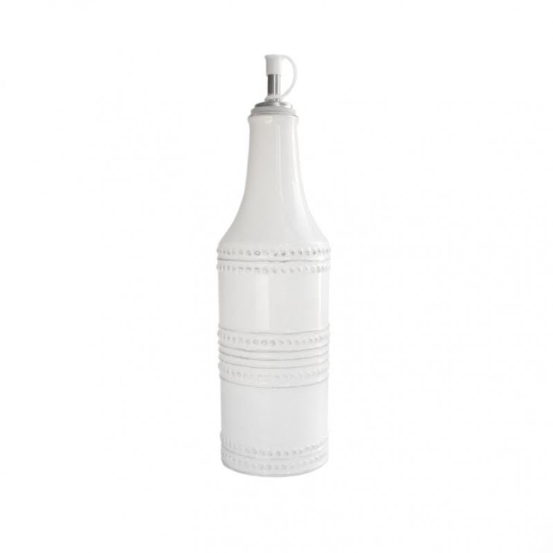 American Atelier Bianca Dotted Oil Bottle