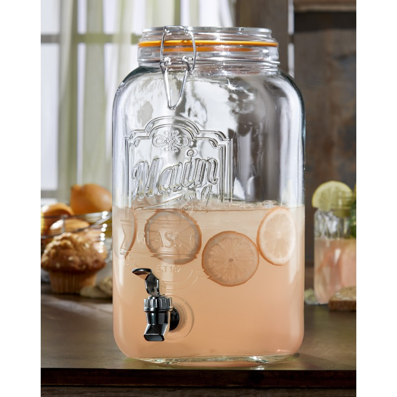 Style Setter Main Street Beverage Dispenser
