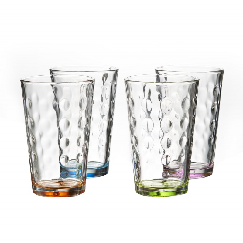 Style Setter Provence Colors Set of 4 Highballs