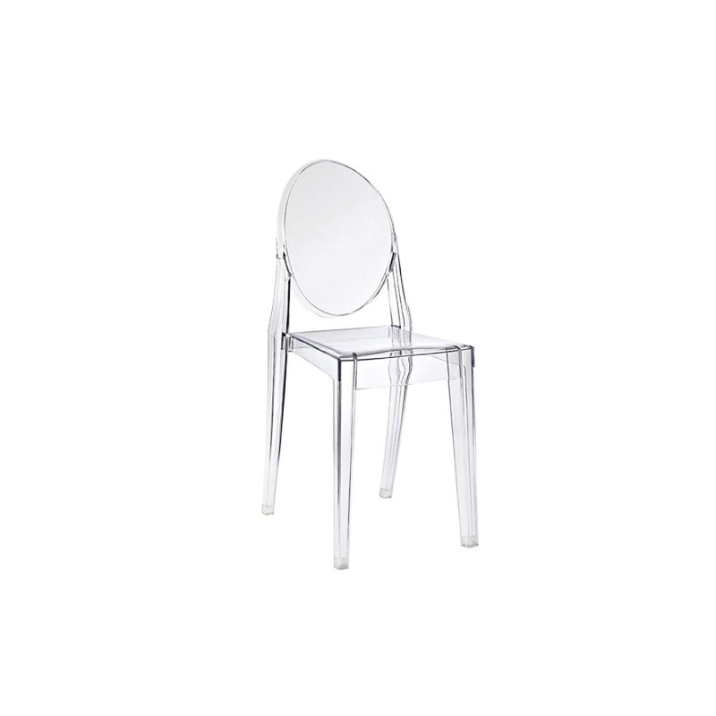 Design Guild Olivia Clear Chair