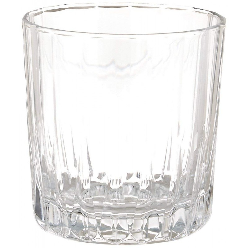 Style Setter Boca Old Fashioned Glasses, Set of 6