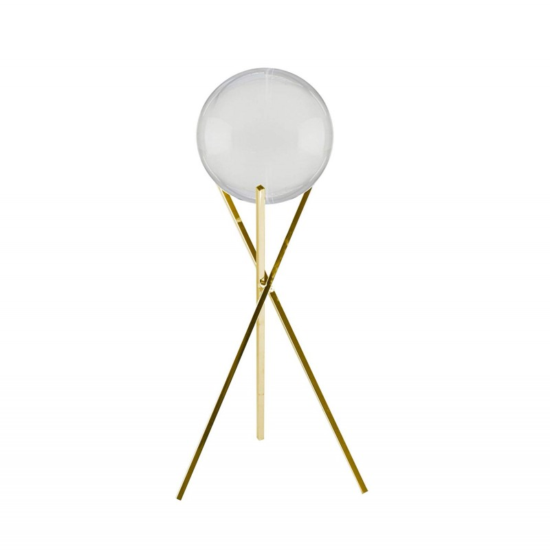 American Atelier 1280693 Sphere Glass Sphere with Stand, Gold