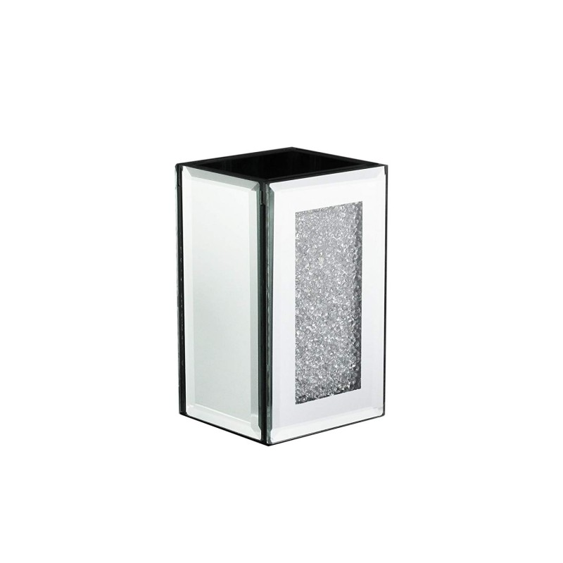 American Atelier 1281229 Toothbrush Holder, Silver