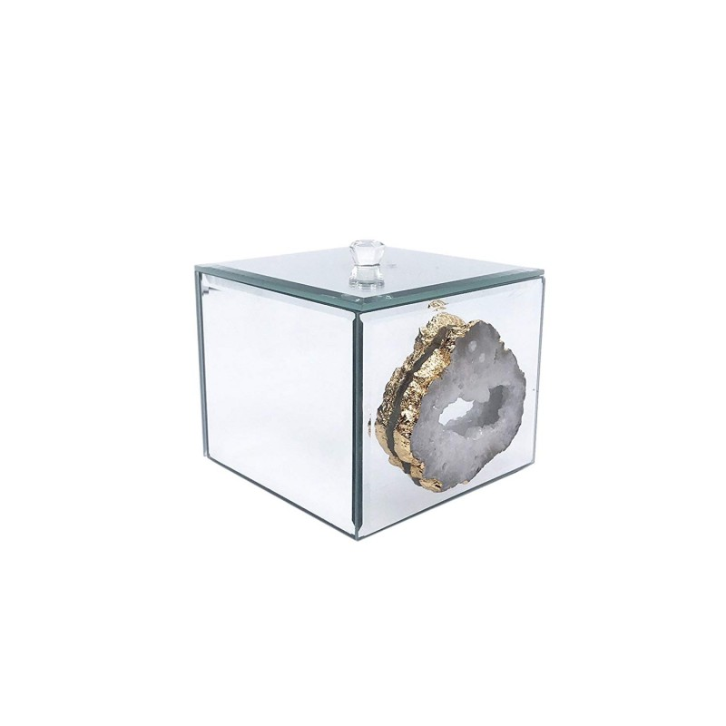 American Atelier 1281215 Cotton Ball Box Decorative Box