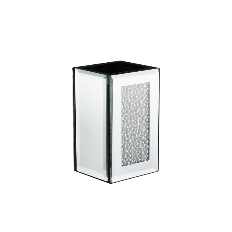 American Atelier Toothbrush Holder, Silver