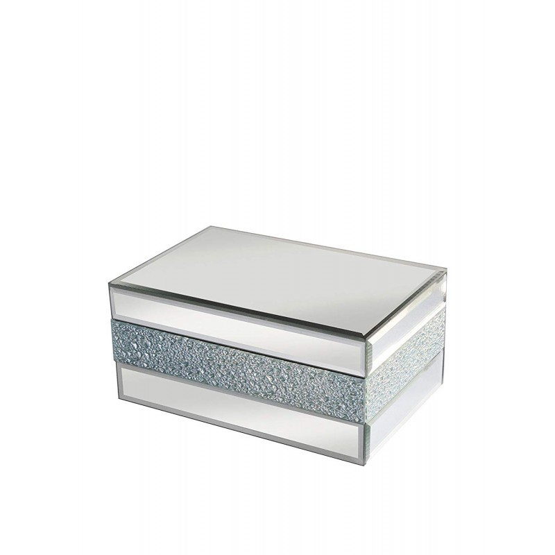 American Atelier Rectangle Mirror Jewelry Box