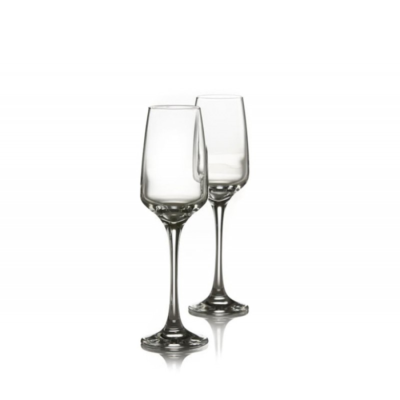 Style Setter Firenze Set of 4 Flutes